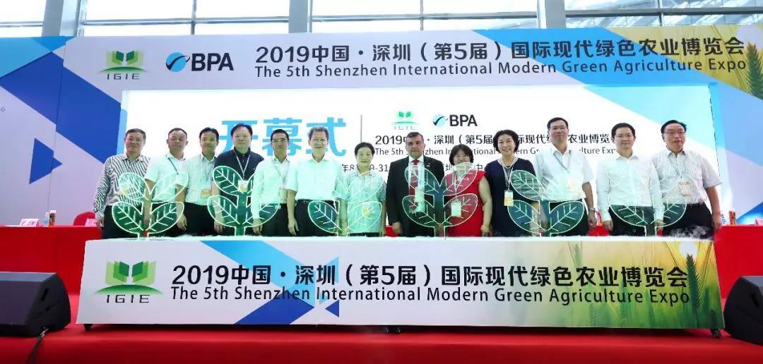 第五届深圳绿博会总结报告